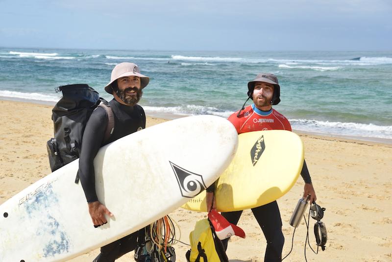 coach surfing