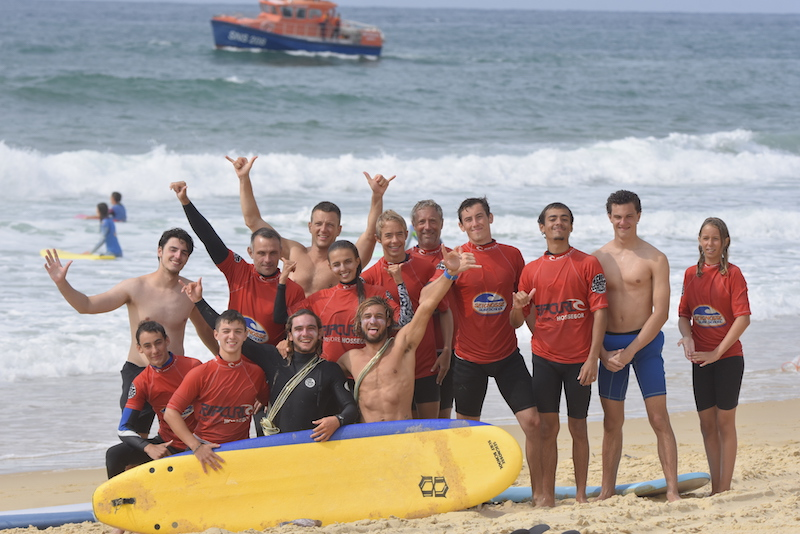 groupe malibu surf