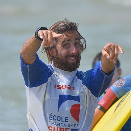 surf coach mikael