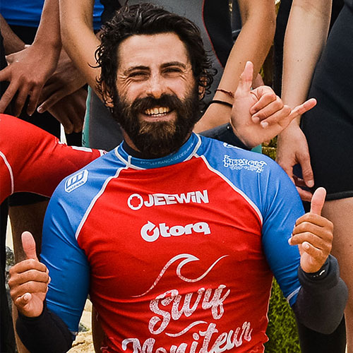 surf coach simon