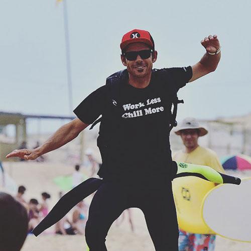 surf coach a seignosse