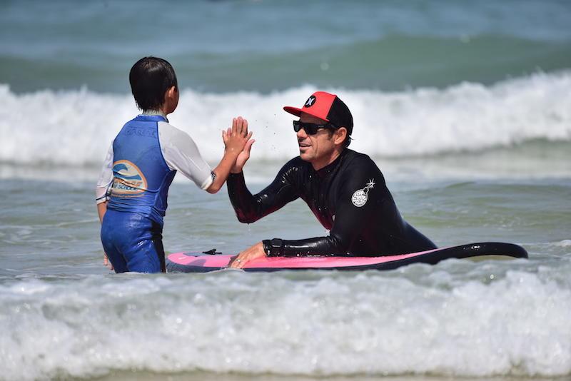 enfant coach surf