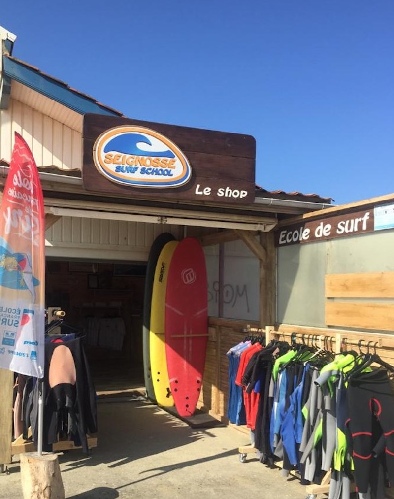 surf le penon seignosse