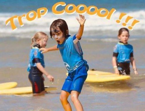 Ouverture de l'Ecole de Surf !!!