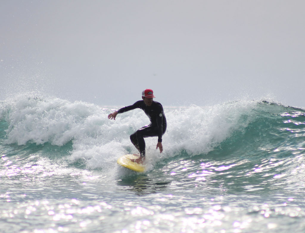 surfing smooth