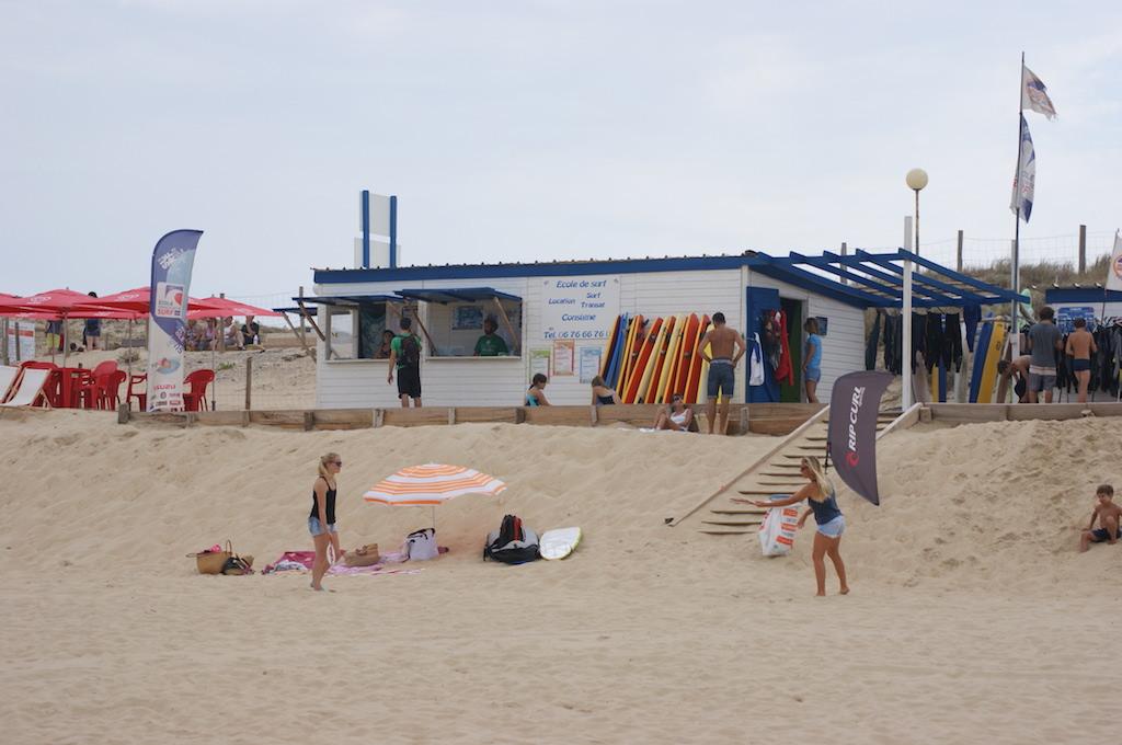 surf shack seignosse hossegor