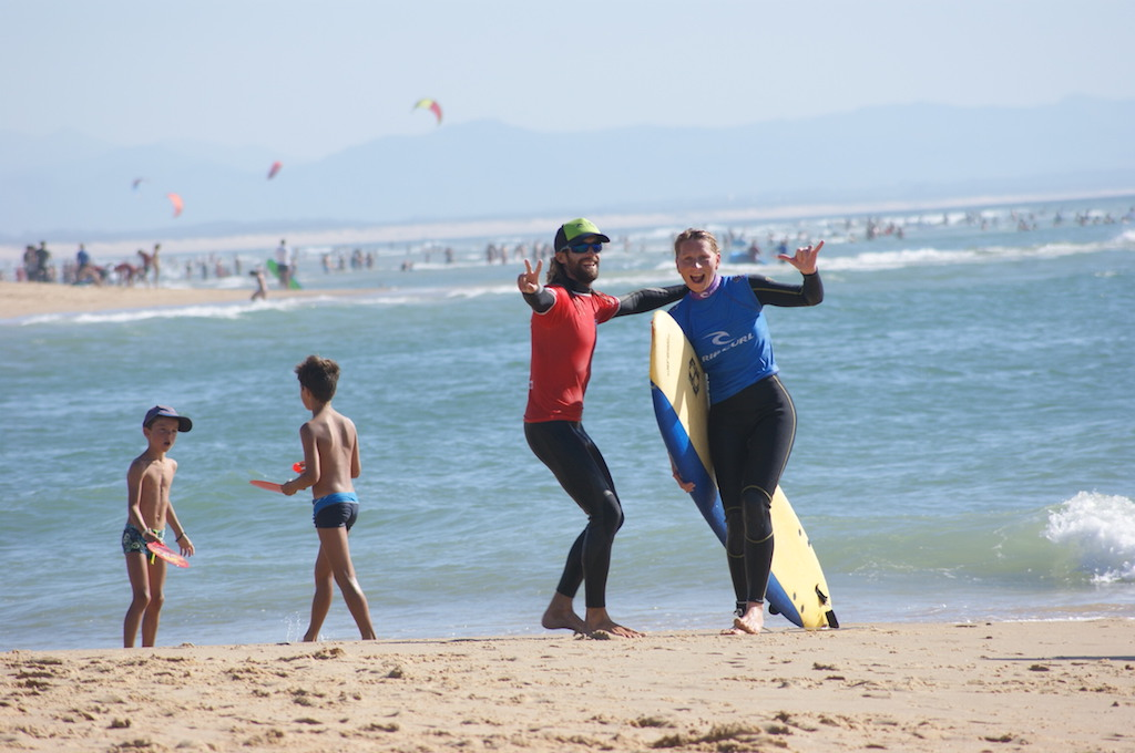 happy time surfing