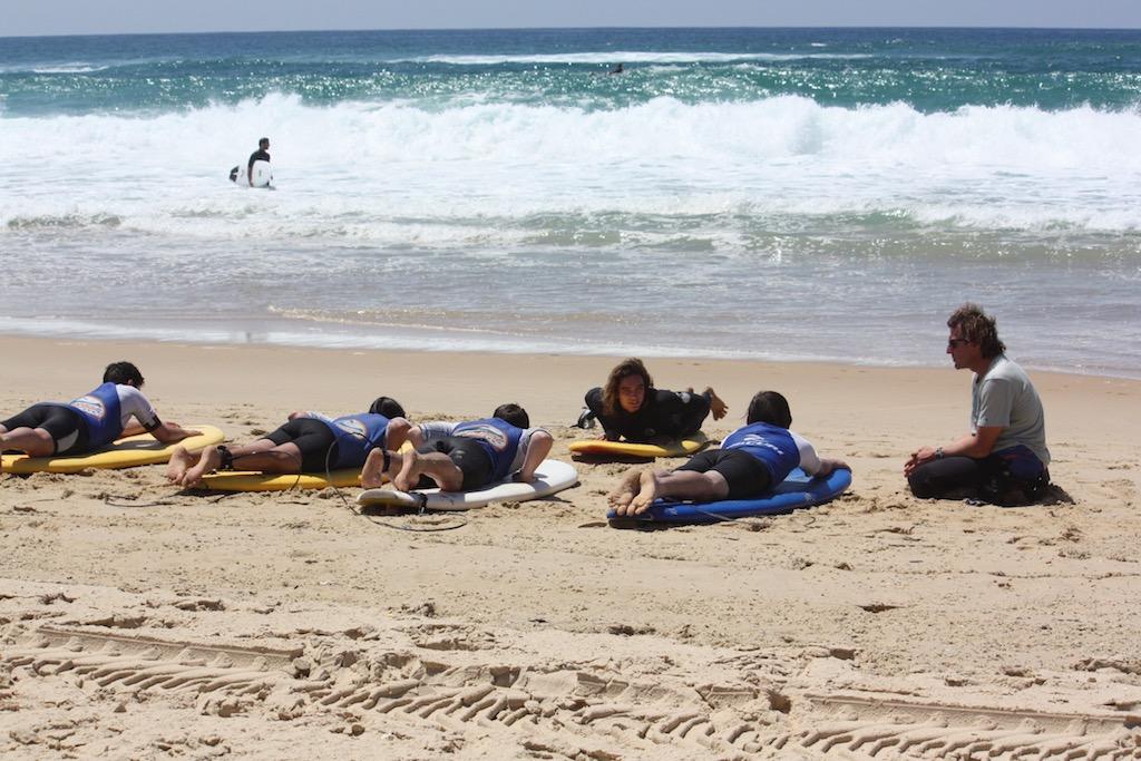 explication surf courses