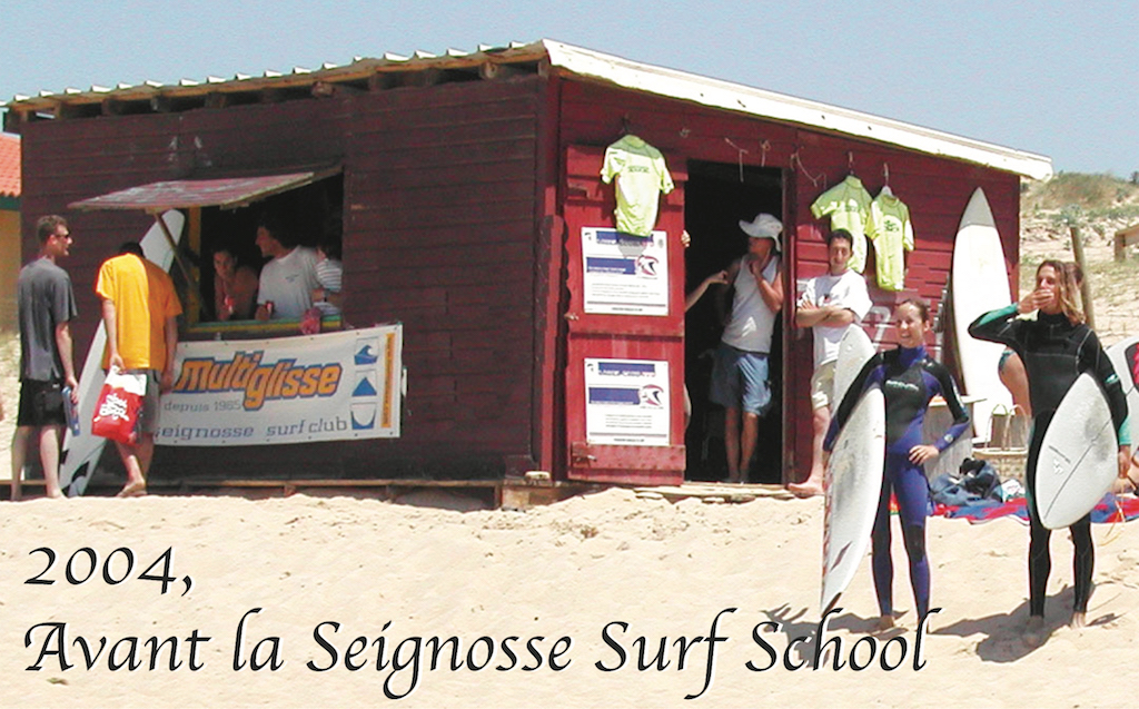 2004 surf shack surfschool