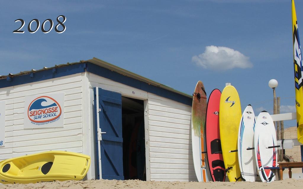 surf shack cabane plage de seignosse