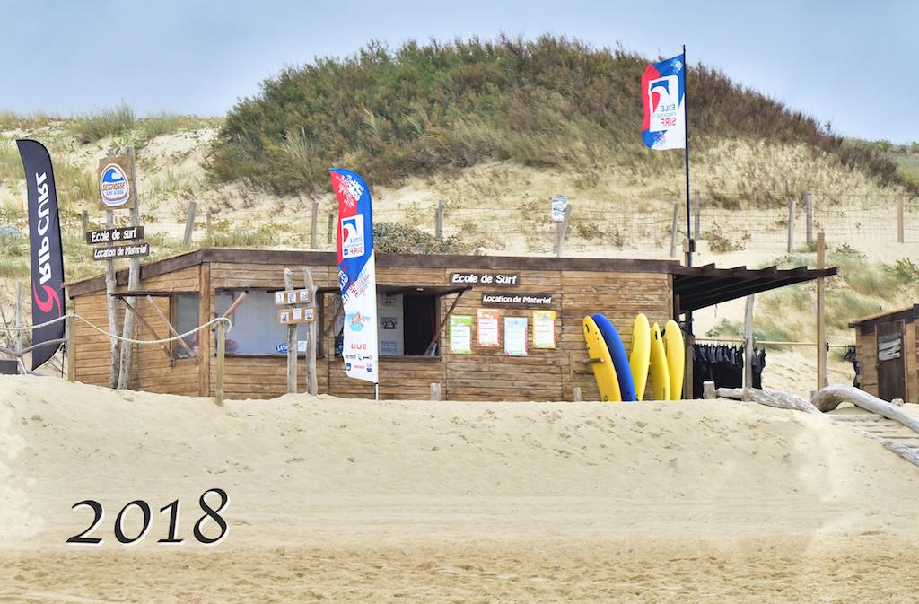 surf shack penon beach